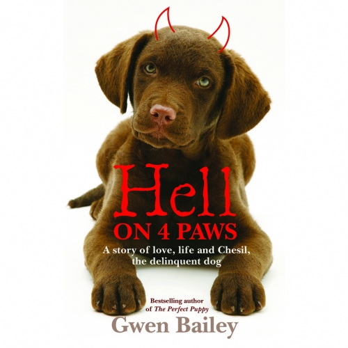 Hell on 4 paws book