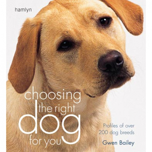 Choosing the right dog for you book