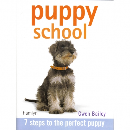 Puppy School book