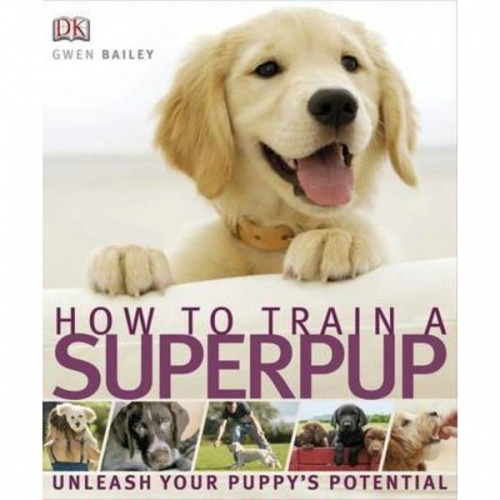 How to train a superpup book